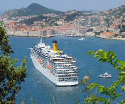 Dubrovnic cruise